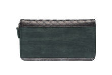 Load image into Gallery viewer, Epicerie De Vendula Large Ziparound Wallet