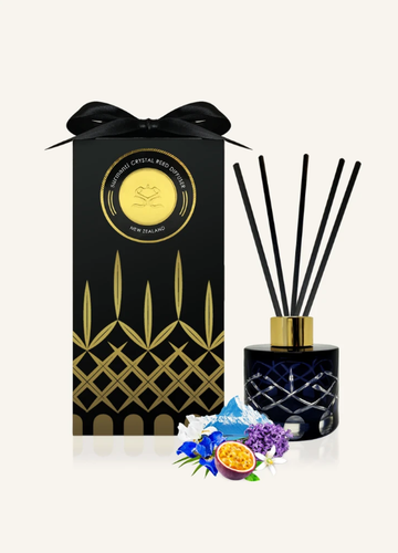 IRIS & WHITE WATER CRYSTAL REED DIFFUSER