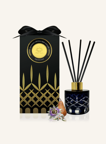 PEAR & PASSIONFLOWER CRYSTAL REED DIFFUSER