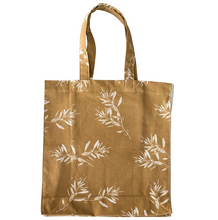 Load image into Gallery viewer, Cotton Eco Shopper Tote Bag- Mustard