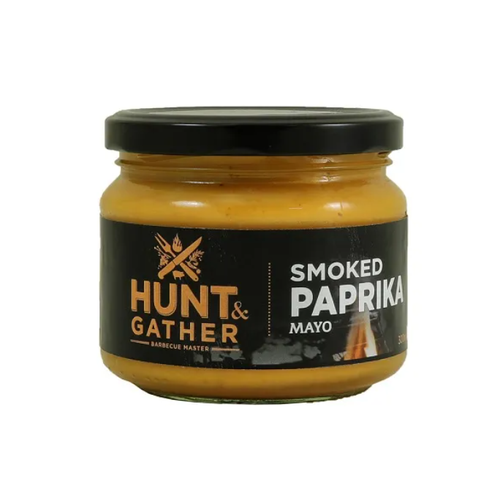 Hunt & Gather Smoked Paprika Mayo 300ml