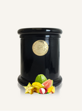 Load image into Gallery viewer, STARFRUIT LYCHEE & GUAVA LONG BURNING ECOSOYA CANDLE