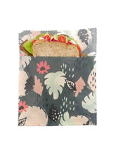 Load image into Gallery viewer, LILYBEE LARGE SANDWICH BAG (ORGANIC COTTON)