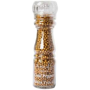 Gold Peppercorn Grinder