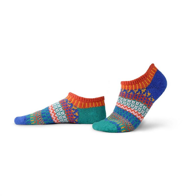 Cayenne Adult Ankle Solmate Sock