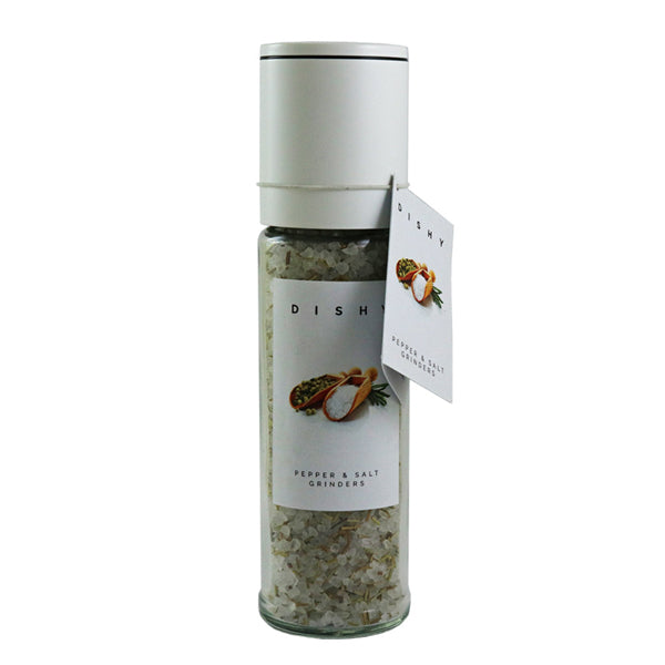 Dishy Rosemary Salt