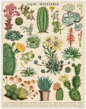 Load image into Gallery viewer, Cacti & Succulents 1000 Pce Vintage Puzzle