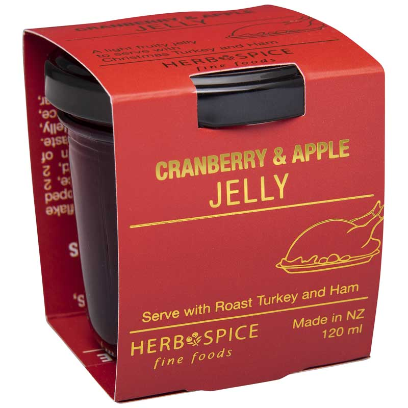 Cranberry & Apple Jelly