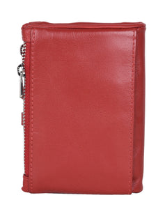 Sierra Wallet Red