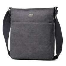 Load image into Gallery viewer, Classic Zip Top Shoulder Bag Charcoal