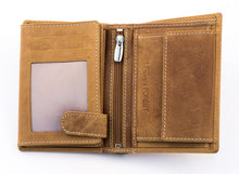 Load image into Gallery viewer, Sundance Leather Wallet - Cognac