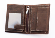 Load image into Gallery viewer, Sundance Leather Wallet - Nappa Brown