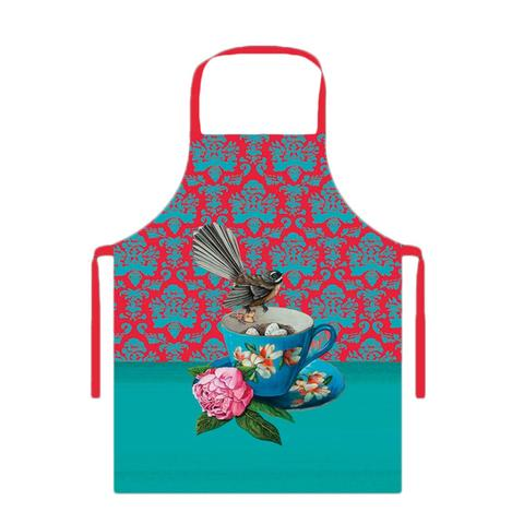 Deeds Not Words Apron