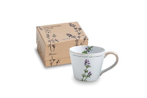 Farm To Table Mug Thyme
