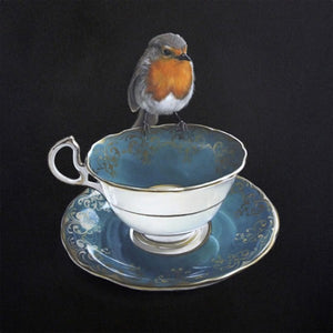 'Robin's Rest' By Jane Crisp