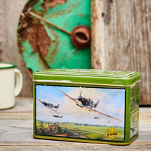 Load image into Gallery viewer, Spitfire Tea Tin (40 Tea Bags)