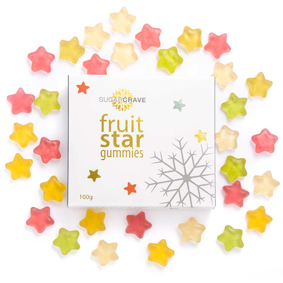 Fruit Star Gummies