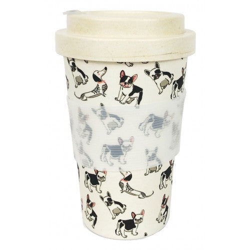 Frenchie & Sausage Dog Bamboo Eco Mug