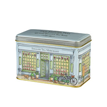 Load image into Gallery viewer, Tea Merchant Shop Tea Tin (40 Tea Bags)