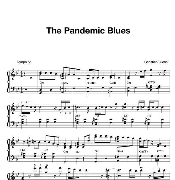 The Pandemic Blues