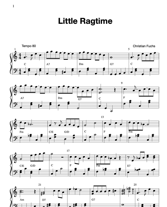 Little Ragtime (special offer)