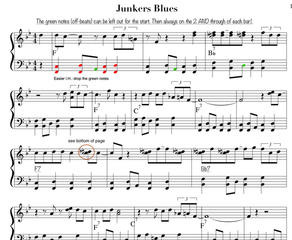 Junkers Blues