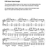 The Book of Blues Ideas, easy, with audio