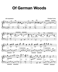 Of German Woods