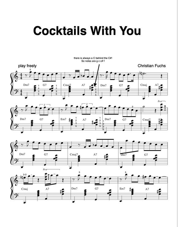 Cocktails With You