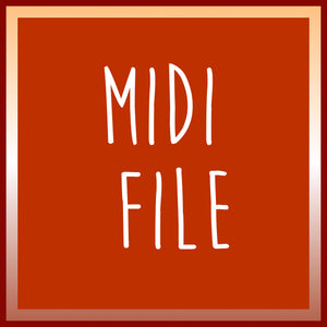Born To Lose, midi file