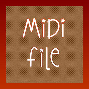 What a Wonderful World, midi file