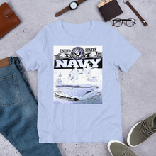 Load image into Gallery viewer, U.S. (NAVY) T-SHIRT
