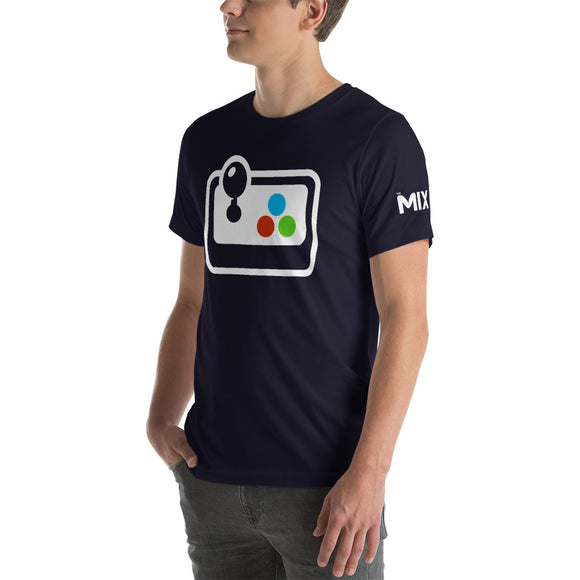 The MIX Classic Short-Sleeve Unisex T-Shirt