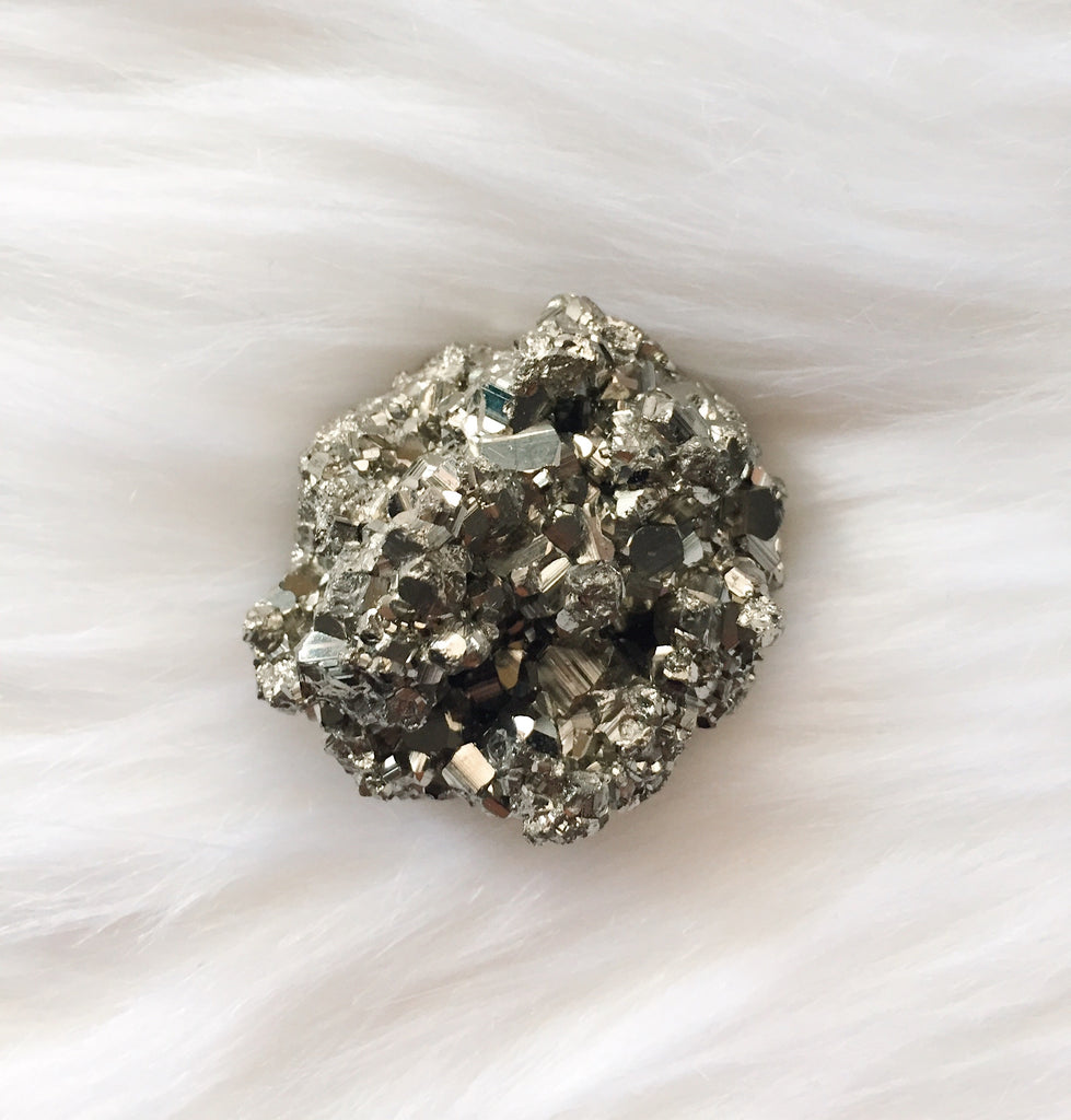 Pyrite 'Inspires Confidence'