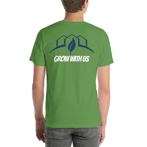 Grow with us GDF shirt