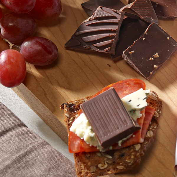 Great Pairings with Dark Chocolate