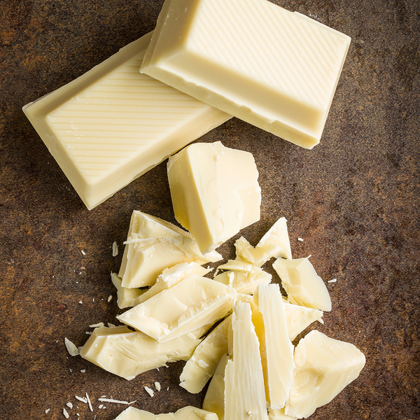 Great Pairings with White Chocolate