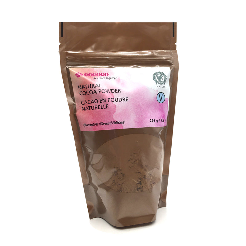 Natural Cocoa Powder, 224g