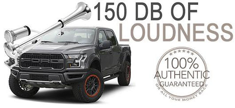 150 DB loud train horn for truck