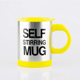 Self Stirring Mug - Watch Destination