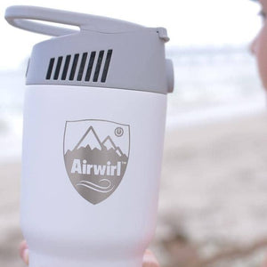 Airwirl - Personal Cooling System - Watch Destination