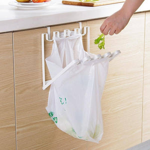 Trash Bag Hanger - Watch Destination
