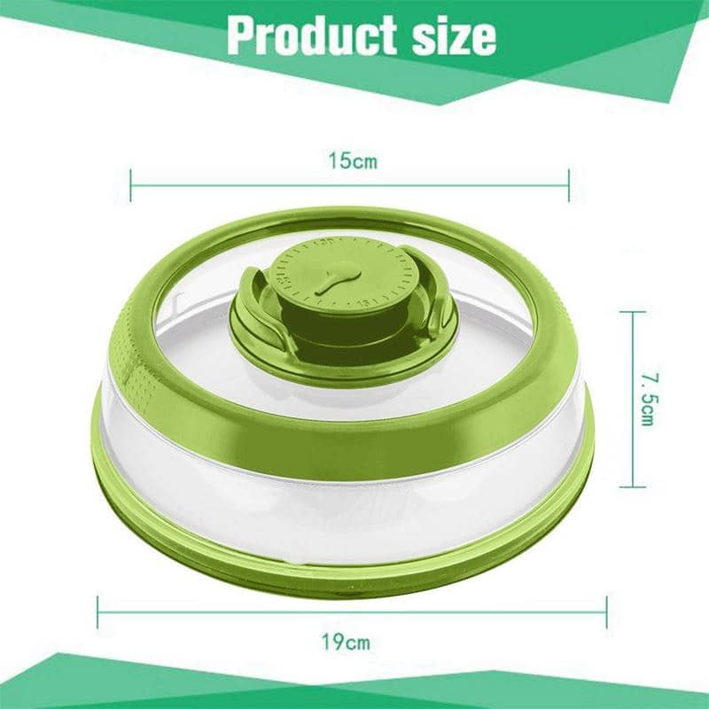 Food Saver Vacuum Cover - Watch Destination