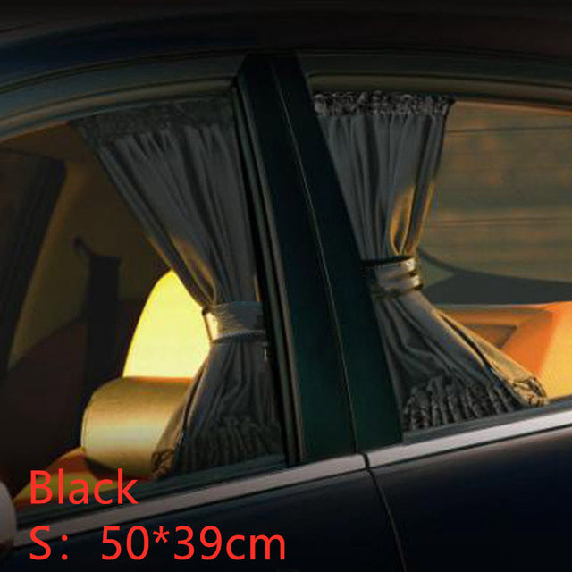 Car Magnetic Sunshade - Watch Destination