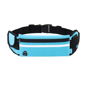 WATERPROOF RUNNING WAIST BELT BAG - Watch Destination