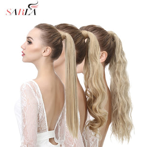 Elegant Ponytail Extension - Watch Destination