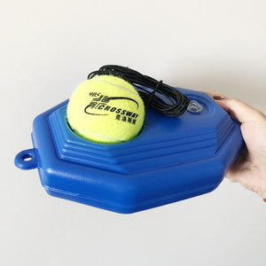 Solo Tennis Trainer - Watch Destination