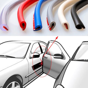 Car Door Anti-collision Strip 5M - Watch Destination