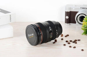 Camera Lens Mug - Watch Destination