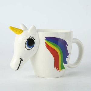Unicorn Temperature Changing Mug - Watch Destination